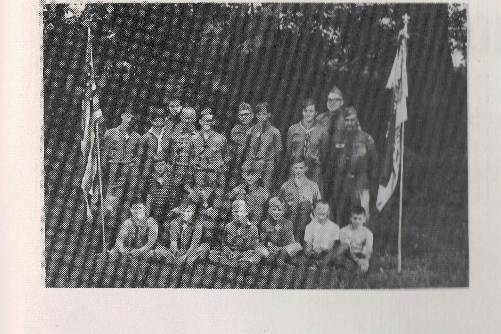 Scouting in Fairview - 1968