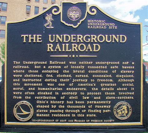 Underground Railroad with Melinda Meyer