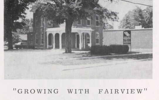Three Businesses in the Centennial Booklet
