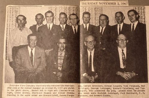 Centennial Committee Minutes
