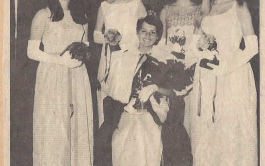 A Queen Is Chosen - 1968 Centennial