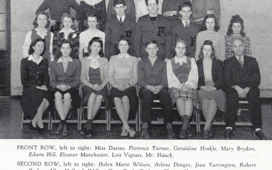 The Class of 1942